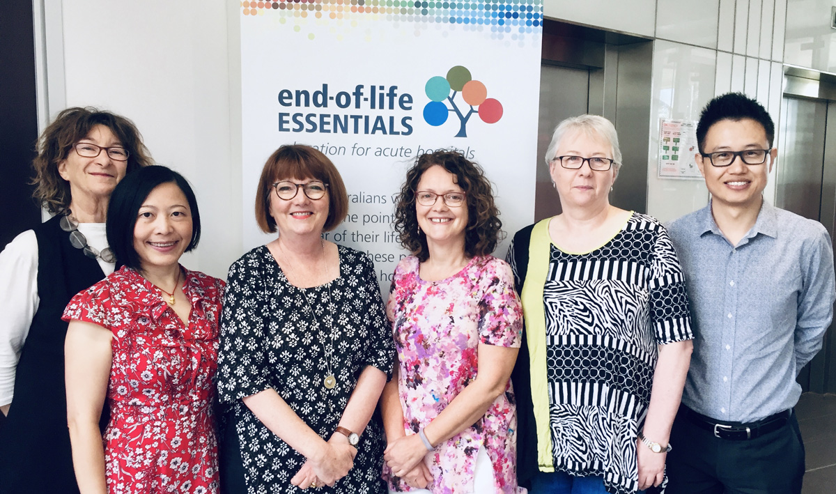 End-of-Life Essentials Project Team
